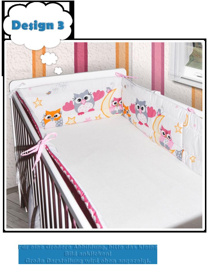 rundum nestchen babybett