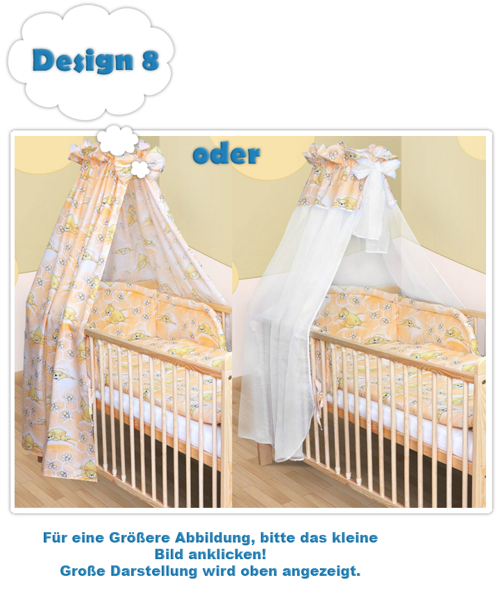 himmel vollstoff chiffon f r baby bett chiffonhimmel vollstoffhimmel neu ebay. Black Bedroom Furniture Sets. Home Design Ideas