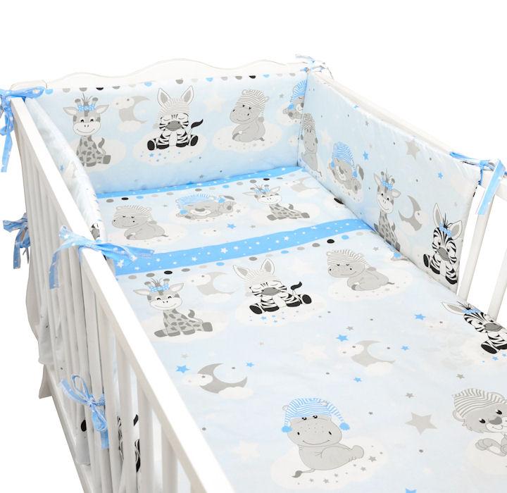 babybett kinderbett wei bettw sche bettset komplett neu sterne grau ebay. Black Bedroom Furniture Sets. Home Design Ideas